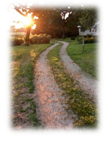 country path home