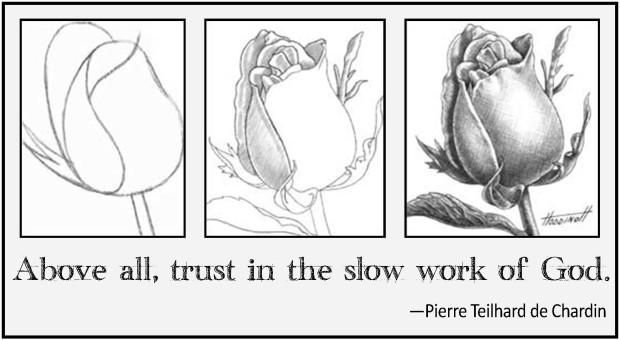 trust slow work